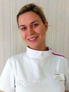 Яковлева Карина Игоревна