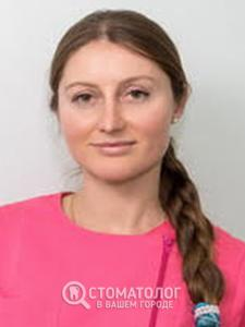 Ярмоленко Екатерина Петровна