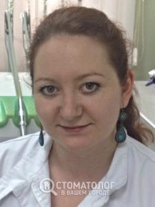 Ясинская Наталья Евгениевна