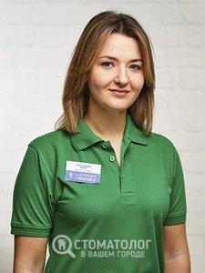 Заблоцкая Юлия Викторовна