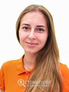 Захаревич Ирина Игоревна