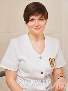 Залевская Ирина Анатольевна