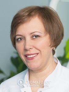 Жарова Лариса Николаевна